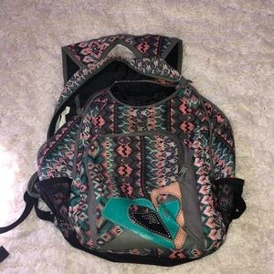 super cute roxy backpack